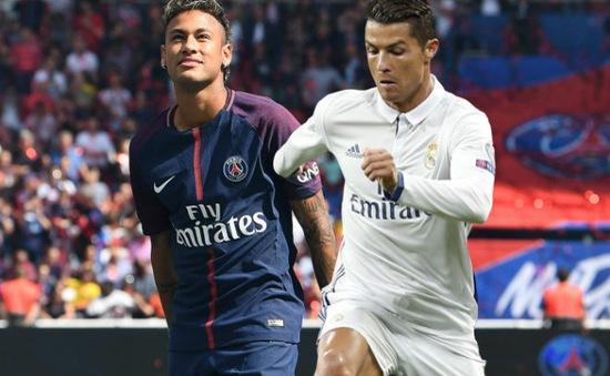 Chuyển nhượng bóng đá quốc tế ngày 14/01/2018: Real Madrid muốn dùng Ronaldo để đổi lấy Neymar