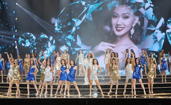 Xem lại Chung kết Hoa hậu Hoàn vũ Việt Nam 2017