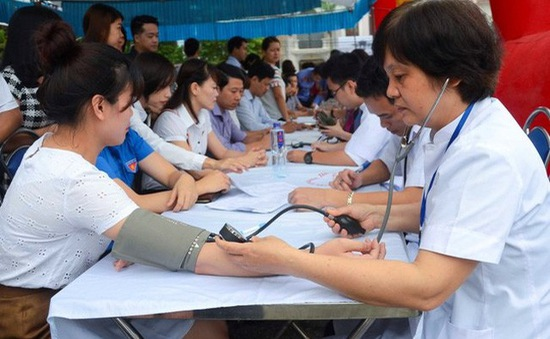 Bắc Giang: Tiếp nhận 663 đơn vị máu cứu người bệnh