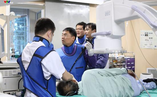 Bệnh viện E: Lần đầu ứng dụng kỹ thuật dẫn lưu nang giả tụy vào dạ dày