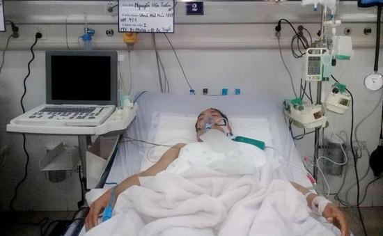 Cứu sống khẩn cấp  thanh niên bị đâm tổn thương khối tá tụy và mạch máu nghiêm trọng