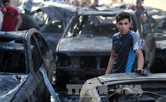 Iraq: Hai vụ đánh bom khiến 28 người thương vong