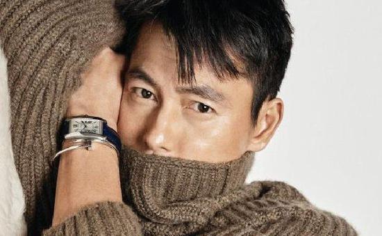Tài tử Jung Woo Sung chất lừ trong bộ ảnh mới