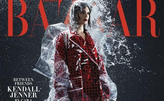 Kendall Jenner đẹp ấn tượng trên Harper's Bazaar