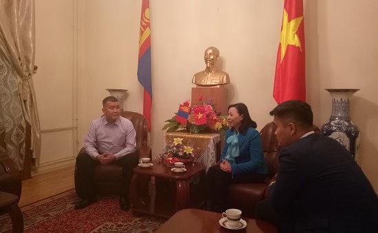 Tỉnh Nam Gobi (Mông Cổ) mong muốn kết nghĩa với một tỉnh của Việt Nam
