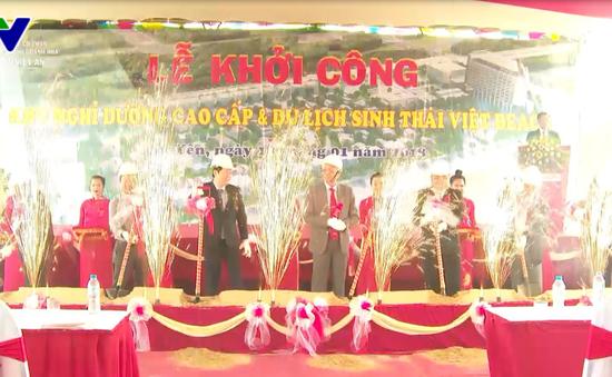 Phú Yên đầu tư 560 tỷ đồng xây dựng Khu nghỉ dưỡng sinh thái Việt Beach