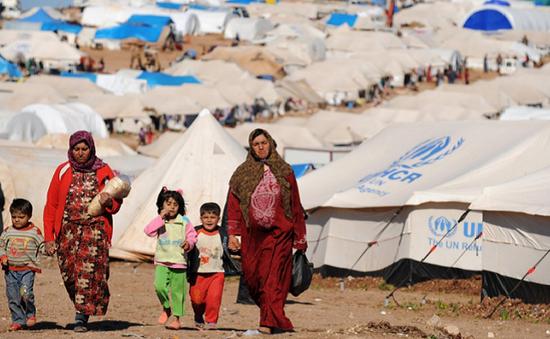 HĐBA LHQ họp về cuộc khủng hoảng nhân đạo tại Syria