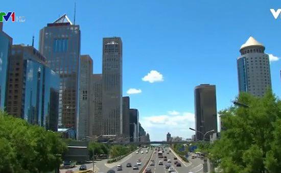 Chất lượng không khí tại Bắc Kinh được cải thiện
