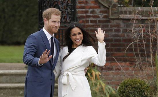 Đám cưới Hoàng gia năm 2018 sẽ mang lại cho kinh tế Anh 500 triệu Bảng