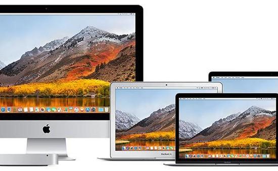 Apple trở thành nhà sản xuất máy tính lớn thứ 4 thế giới