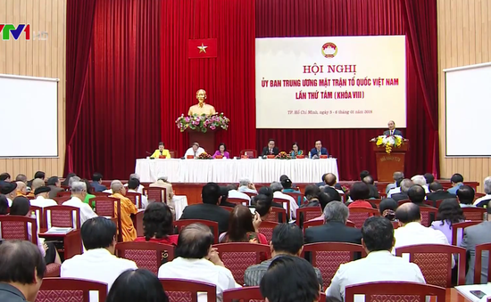 Chính phủ cam kết lắng nghe giám sát, phản biện của Mặt trận Tổ quốc Việt Nam