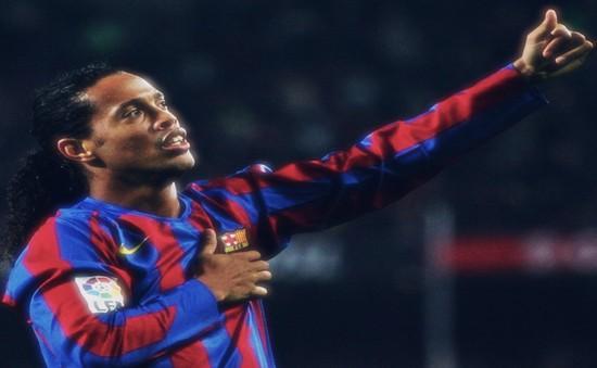 Ronaldinho bị tước hộ chiếu, phong tỏa hàng loạt bất động sản ở Brazil