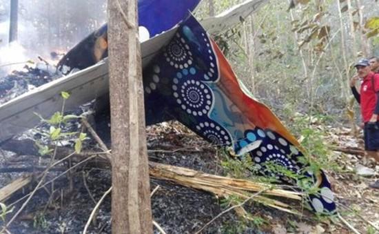 Tai nạn máy bay ở Costa Rica, 12 người thiệt mạng