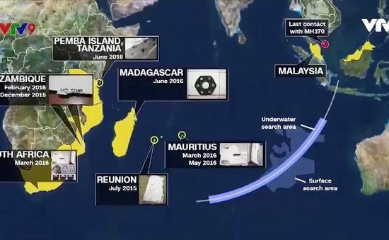 Hành trình tìm kiếm máy bay mất tích MH370