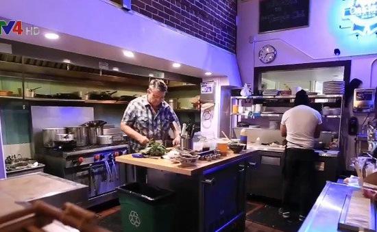 Độc đáo đầu bếp Mỹ mở nhà hàng Việt Nam tại Mỹ