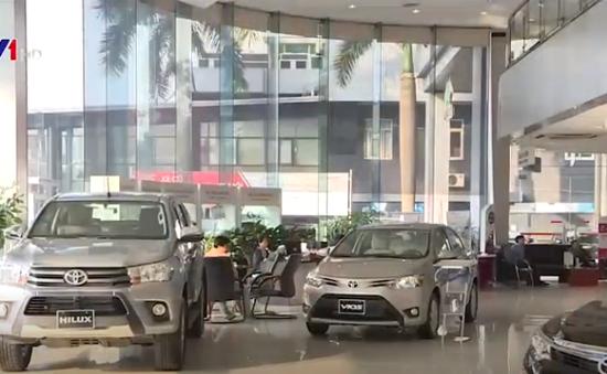 Một số hãng xe ngừng xuất khẩu ô tô vào Việt Nam
