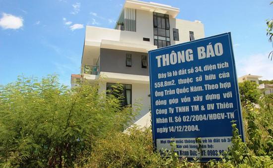 Khởi tố, truy nã Giám đốc Dự án Ocean View Nha Trang