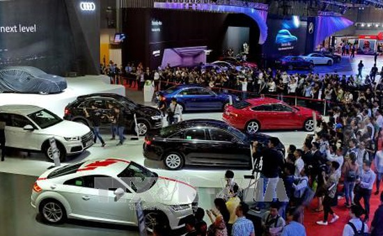 Thị trường ô tô Việt Nam năm 2017 không tăng trưởng như mong đợi