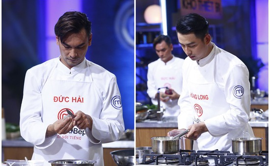 """Vua đầu bếp: Đức Hải """"hy sinh"""" Jack Lee, Hoàng Long làm hỏng tráng miệng"""