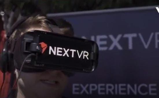 Phim ảnh - Lĩnh vực tiềm năng của công nghệ VR