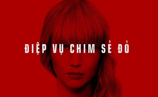 """Jennifer Lawrence hóa điệp viên gợi cảm trong phim """"Red Sparrow"""""""