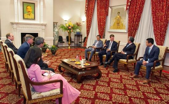 Việt Nam và Hoa Kỳ còn nhiều tiềm năng hợp tác trong lĩnh vực năng lượng