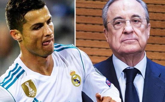 Real Madrid đồng ý cho Ronaldo tới Man Utd