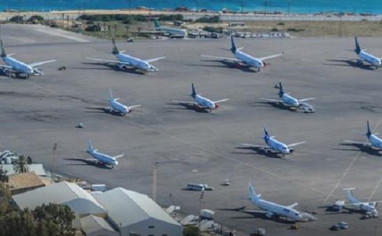 Sân bay quốc tế duy nhất của Libya tiếp tục đóng cửa