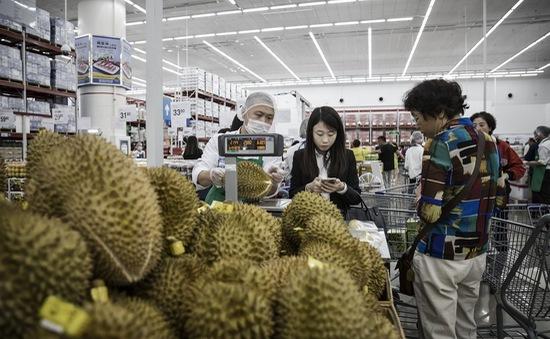 """""""Cơn sốt"""" trái cây ASEAN tại Trung Quốc"""