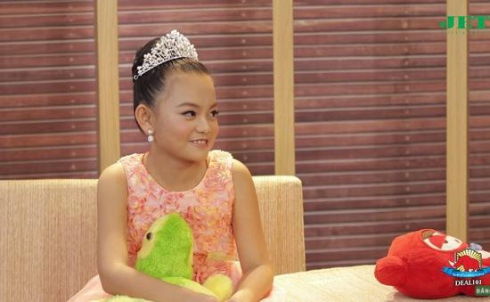 Ca sĩ nhí triệu view Bào Ngư lần đầu tiết lộ lý do thường xuyên bị mẹ phạt đòn