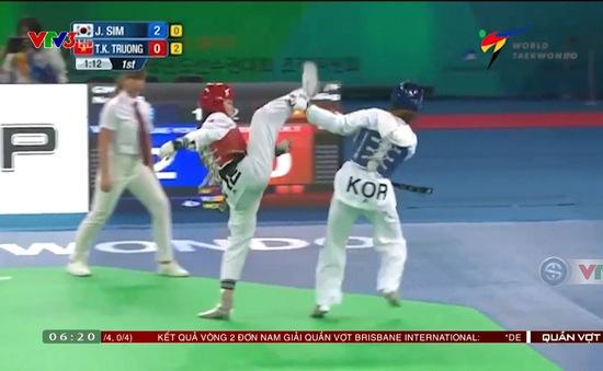 Taekwondo: Trương Thị Kim Tuyền với mục tiêu trong năm 2018