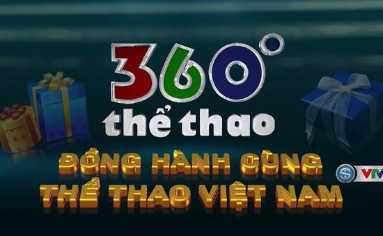 """Lời chúc mừng của các VĐV, HLV thể thao Việt Nam mừng sinh nhật """"360 độ thể thao"""""""