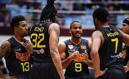 ABL 2018: Saigon Heat đánh bại nhà ĐKVĐ Hong Kong Eastern Long Lions