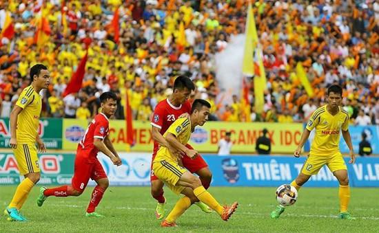 CLB Nam Định 1-0 CLB Sài Gòn: Chiến thắng nghẹt thở trên sân nhà!