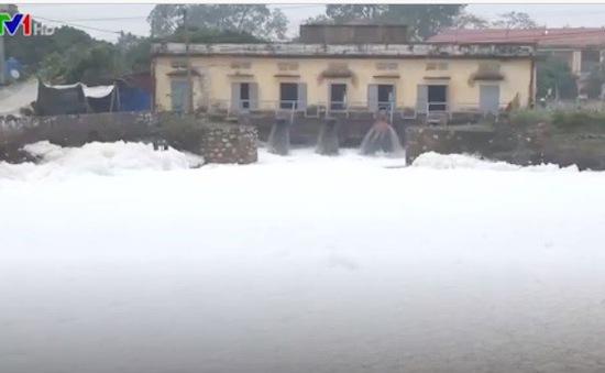 Hàm lượng amoni trong nước tại Hà Nam gấp 70 lần cho phép
