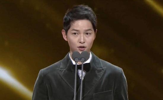 Song Joong Ki sẽ không bao giờ quên năm 2017