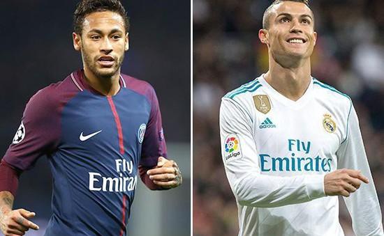 Real sẵn sàng bán Ronaldo để có Neymar