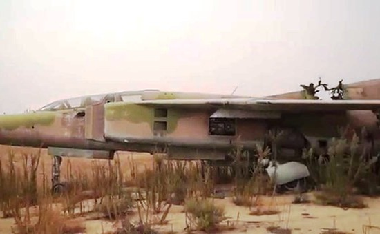 Syria giải phóng sân bay chiến lược tại Idlib