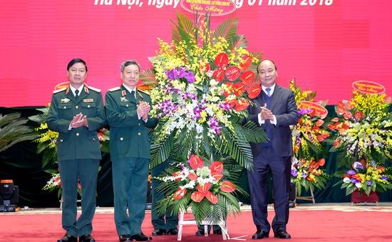 Thành lập Bộ Tư lệnh Tác chiến không gian mạng