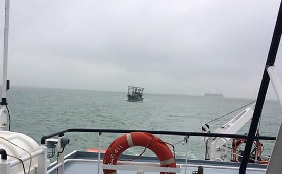 Phát hiện thêm 1 thi thể trong vụ 13 ngư dân mất tích