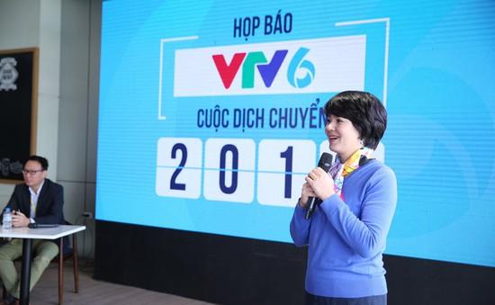 VTV6 chính thức ra mắt dải giờ chuyên biệt trong Cuộc dịch chuyển 2018 - Thế hệ số