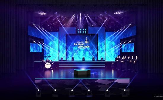 Khởi động giải Âm nhạc Cống hiến lần 13 – 2018