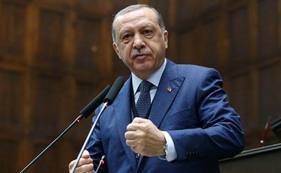 Tổng thống Thổ Nhĩ Kỳ thăm Pháp để bàn về Syria và Jerusalem