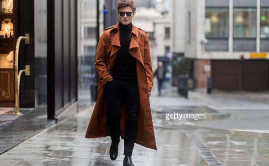 Tổ chức tuần lễ thời trang nam tại London, Anh