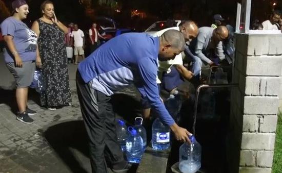 Cape Town sẽ hết nước sạch trong 90 ngày
