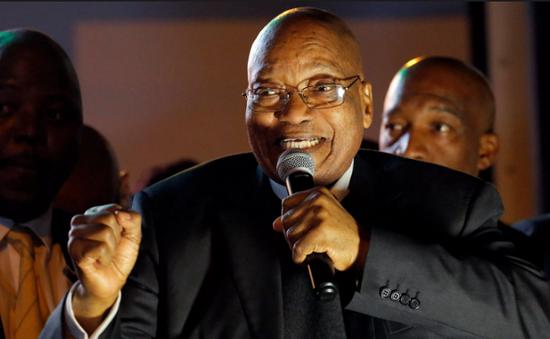 Tài liệu mật về nội các Chính phủ mới của Nam Phi lan truyền chóng mặt