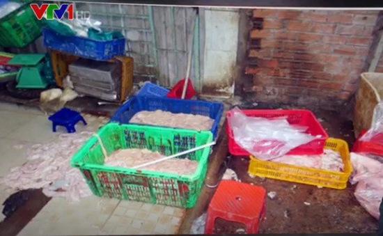 Phát hiện nhiều vụ kinh doanh thực phẩm bẩn tại TP.HCM