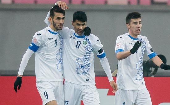 VIDEO: Hành trình vào trận chung kết U23 châu Á của U23 Uzbekistan