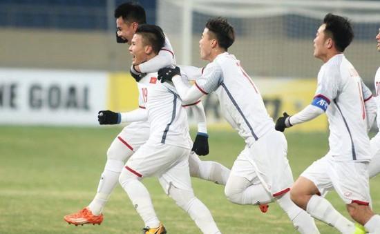 """U23 Việt Nam lập kỳ tích: """"Đây là thời khắc lịch sử của bóng đá Việt Nam"""""""