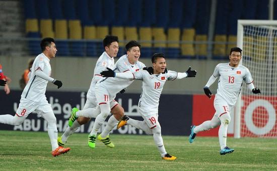 U23 Việt Nam lập kỳ tích lịch sử giành quyền vào tứ kết VCK U23 châu Á